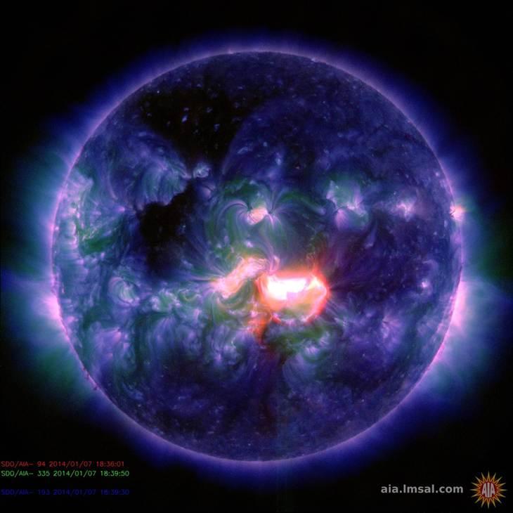 Solar-Flares-1-7-14